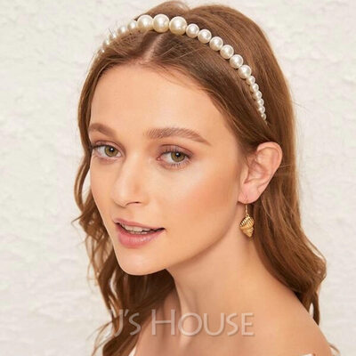 Elegant Pearls Tiaras
