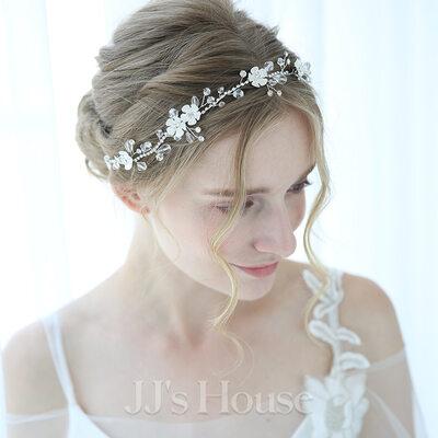 Elegant Crystal/Rhinestone Headbands With Rhinestone/Crystal (Sold in single piece)
