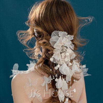 Vakkert Kunstig Silke Hårnåler