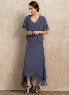 long sleeve wrap bridesmaid dresses