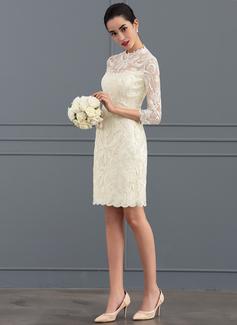 cheap simple white dresses