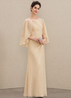 full sleeve dresses prom