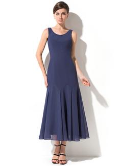 vintage tea length dresses cheap