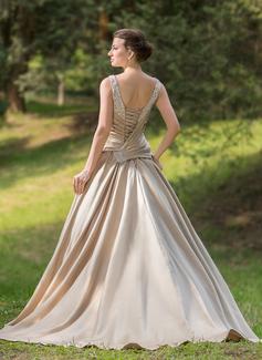 midi dress with sleeves