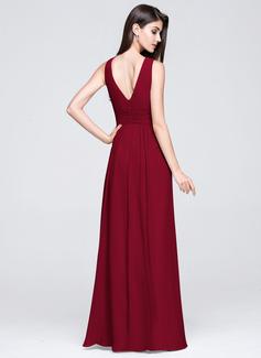 navy pleated flowy dresses