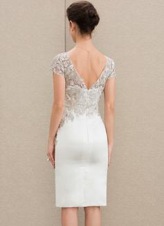 full length chiffon dress