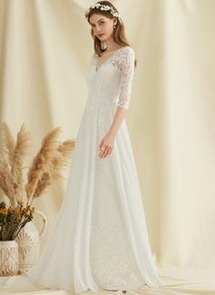 long white dress 1920s
