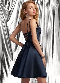 sleeveless chiffon dress with belt