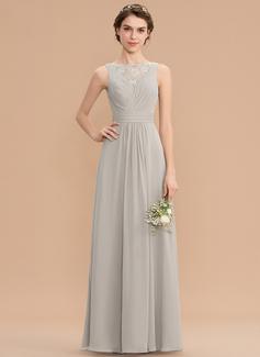 open back a line dress