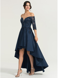fitted homecoming dress