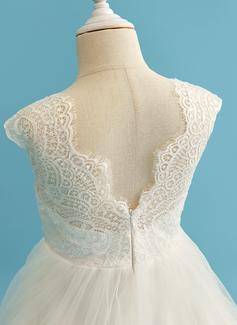 midi length wedding dresses
