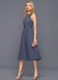 black chiffon plus size dress