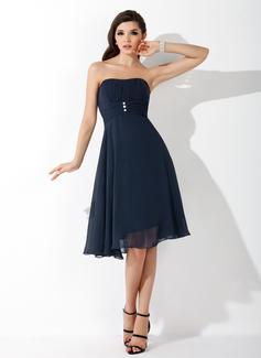 petite full length dress