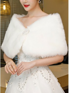 winter wraps for evening wear