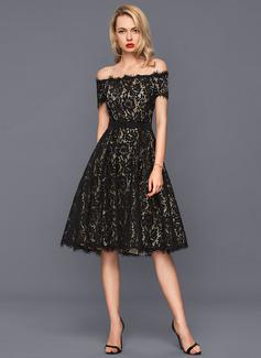 black corset long prom dress