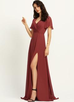 plus size ruffle dress pink