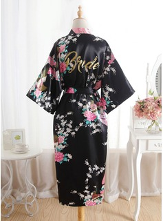 floral robes for bridesmaids