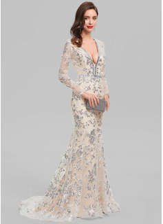 strapless tulle dress long