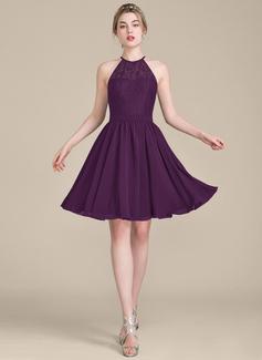cap sleeve bridesmaid dress