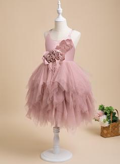 simple halter wedding dress