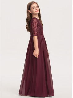3/4 length sleeve homecoming dresses
