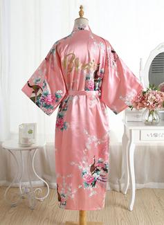 bridesmaids floral robes cheap