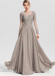 light yellow long bridesmaid dresses