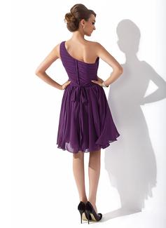 reception dress for bridesmaid