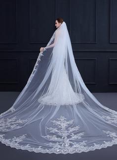 wedding dress lace and satin