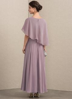 maxi wrap evening dress