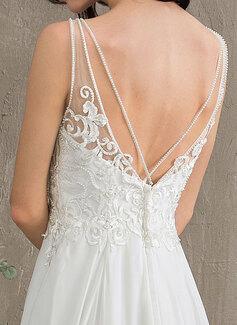 dusk colored bridesmaid dress
