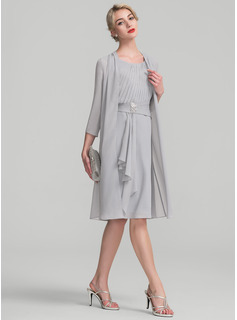 mother of bride dresses silver