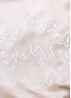 cheap satin robes for bridesmaids