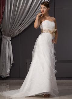 floral wedding dress belt