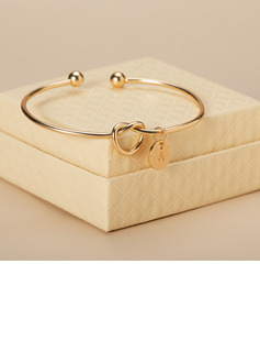 Bridesmaid Gifts - Personalized Elegant Alloy Bracelet (Sold in a single piece)