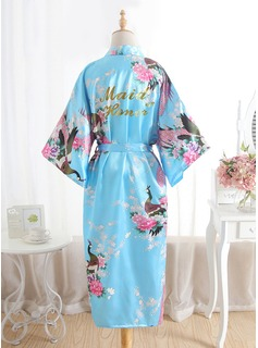 bridesmaid robes wedding