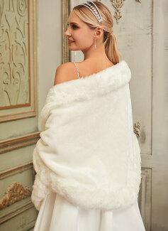 satin wrap formal dress