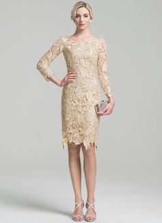 long sleeve silver formal dresses