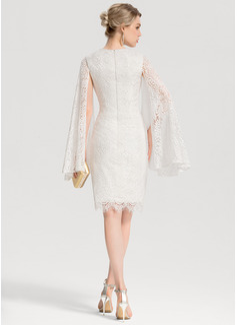 white dress long sleeve midi