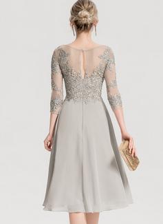 white empire waist short dress