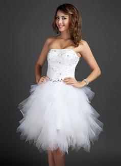 cute short sweetheart dresses
