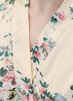 Ikke-personlig Polyester Rrobat me lule