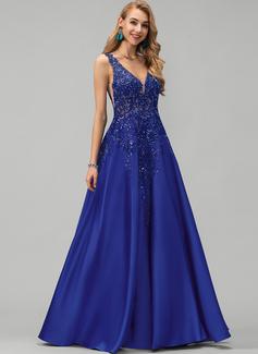 light blue dress long