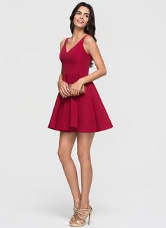 2 piece short homecoming dresses