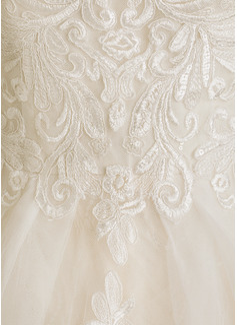 simple romantic wedding dresses