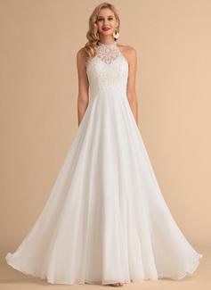 simple retro wedding dresses
