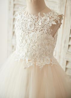 embellished sleeve wedding dress