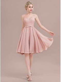 dusty rose occasion dress
