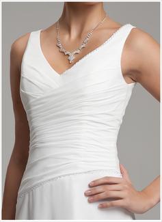 trumpet bridesmaid dress