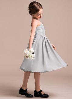 ruffle wedding dress with straps